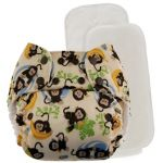 Blueberry-Swaddles Cloth Diapers