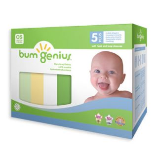 bumGenius 4.0 One-Size Cloth Diaper Kit